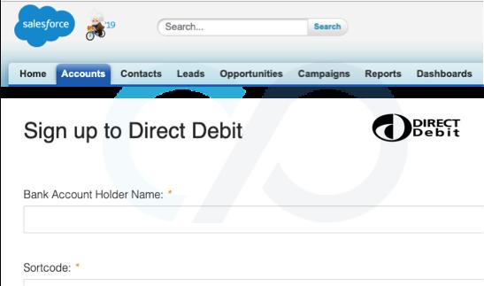 Direct Debit Integration